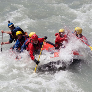 rafting non stop advanced