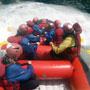 Testimonial rafting